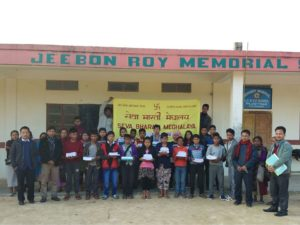 Community Book Bank – Seva Bharati Meghalaya