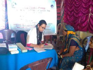 Dhanvantari Yatra Project Seva Bharati Meghalaya