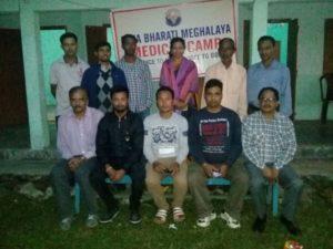 Free Dental Camp Seva Bharti Meghalaya