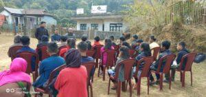 Seva Bharati Meghalaya Bookbank Meeting Pynursla